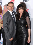 Charlie Hunnam and Katey Sagal