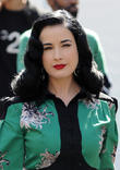 Dita Von Teese Suing Insurance Firm Over Scrapped Gig