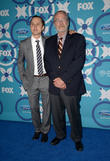 Giovanni Ribisi and Martin Mull