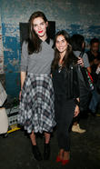 Hilary Rhoda and Danielle Snyder