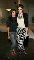 Jodie Snyder and Coco Rocha