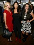 Candice Accola, Catherine Malandrino and Chloe Bridges