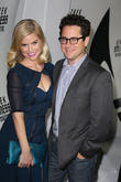 Alice Eve and J.j. Abrams