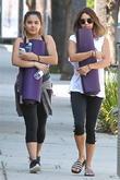Vanessa Hudgens and Stella Hudgens