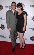 Pauley Perrette and Thomas Arklie