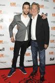 Jay Baruchel and Kurt Russell