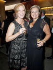 Sarah-jane Mee and Clare Tomlinson