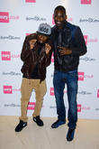 Tinchy Stryder and Wretch 32