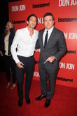 Adrien Brody and Tucker Tooley