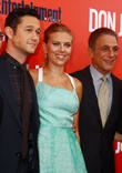 Scarlett Johansson, Joseph Gordon-Levitt and Tony Danza