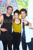 Danny Minnick, Stephanie Pearson and Johnny Whitworth
