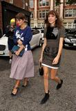 Pixie Geldof and Alexa Chung