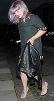 Kelly Osbourne, London Fashion Week