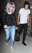 Kelly Osbourne and Harry Styles