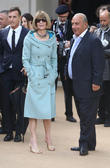 Anna Wintour and Sir Philip Green