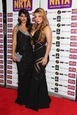 Abi Clarke and Jasmin Walia