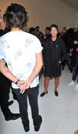 Pals Harry Styles, Nick Grimshaw Turn Out For London Fashion Week Show [Pictures]