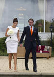 Prince Felix Of Luxembourg and Claire Lademacher
