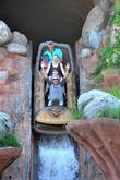 Melissa Joan Hart, Mark Wilkerson, Mason Walter Wilkerson, Disneyland