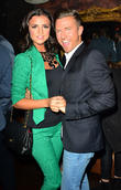Lucy Mecklenburgh and Sam Dowler