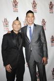 Evan Jackson Leong and Jeremy Lin