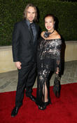 Bobby Brown and Sue Wong