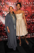 Phylicia Rashad and Condola Rashad