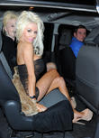 Courtney Stodden Out Clubbing
