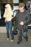 Courtney Stodden and Doug Hutchinson