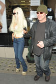 Doug Hutchinson and Courtney Stodden