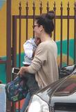 Sandra Bullock and Louis Bullock