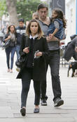 Rachel Stevens and Alex Bourne