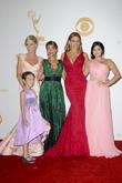 Julie Bowen, Sofia Vergara, Ariel Winter, Sarah Hyland and Aubrey Anderson-Emmons