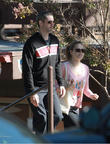 Darren Le Gallo and Amy Adams