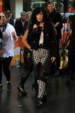 Cher, Rockefeller Plaza