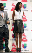 Draco Rosa and Natalie Cole