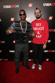 Juicy J, Caleb StuntMan Garrett, Greystone Manor