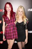 Chloe Dykstra and Michele Morrow