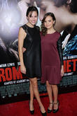 Bailee Madison and Kaitlin Riley