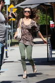 karina Smirnoff out for lunch
