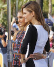 Jessica Alba and Maria Menounos