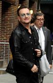 Bono, Ed Sullivan Theater
