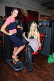 Kerstin Linnartz, Tanja Buelter, Hard Candy Fitness Club