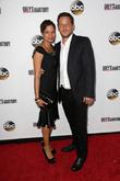 Keisha Chambers and Justin Chambers