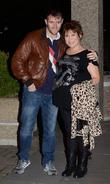 Paul Chase and Tina Malone