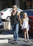 Denise Richards and Lola Rose Sheen