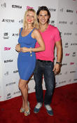 Elena Samodanova, Gleb Savchenko, Tropicana Bar at The Hollywood Roosevelt Hotel, Hollywood Roosevelt Hotel
