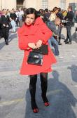 Louis Vuitton and Miroslava Duma