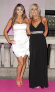 Luisa Zissman and and mother