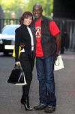 Patrick Robinson and Anya Garins